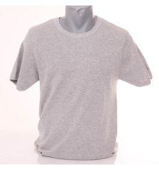Rugalmas pamut férfi r.ujjú felső kerek nyakú (Findroad H6036)