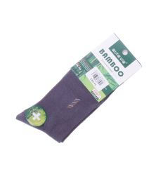 Kis csíkos mintás férfi normál bambusz zokni (FZ6675)