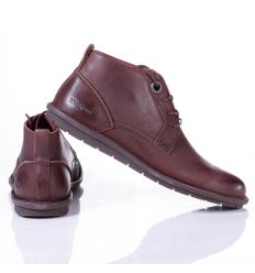 Kickers férfi bőr cipő (321005-60 92)