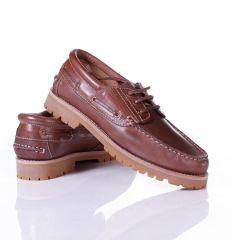 Pier One kívül-belül bőr férfi cipő (PI912AA0K)
