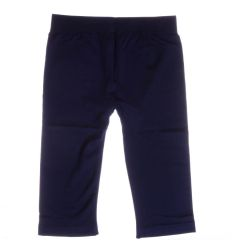 Egyszínű, térd feletti elasztikus női nadrág, leggings (F3267)
