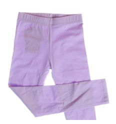 Színes, bevarrt gumis, rugalmas pamut gyerek hosszú leggings (F9220)