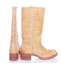 Frye Campus 14 L kívül-belül bőr női csizma (77050-2)
