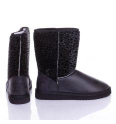 Esprit szőrme béléses női csizma (085EK1W050)
