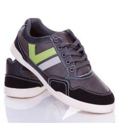 Műbőr utcai sport cipő férfi (8181)