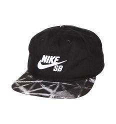 Nike simléderén csillag mintás baseball sapka (835413-010)