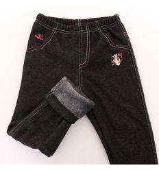 Farmeres bundás leggings lány 98-128 (M-595)