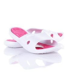 Kétszínű, rugalmas, puha gumi anyagú női papucs (A354)