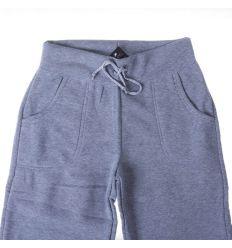 Moletti, zsebénél kis köves, belül bolyhos női melegítő alsó, nadrág (Z-717)