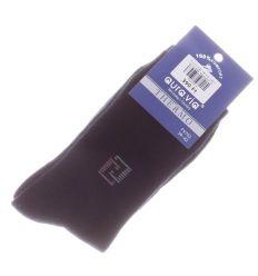 Kis mintás, termo, vastag pamut férfi normál zokni (FV702)